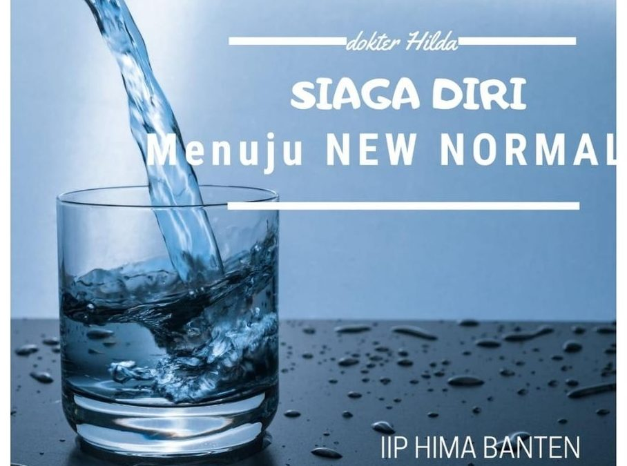 Siaga Diri Menuju New Normal