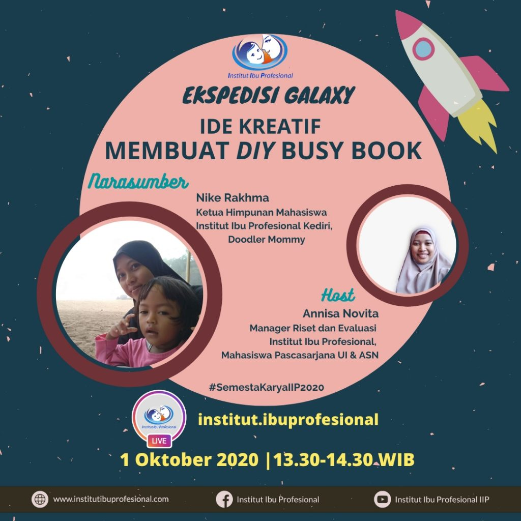ekspedisi galaxy busy book